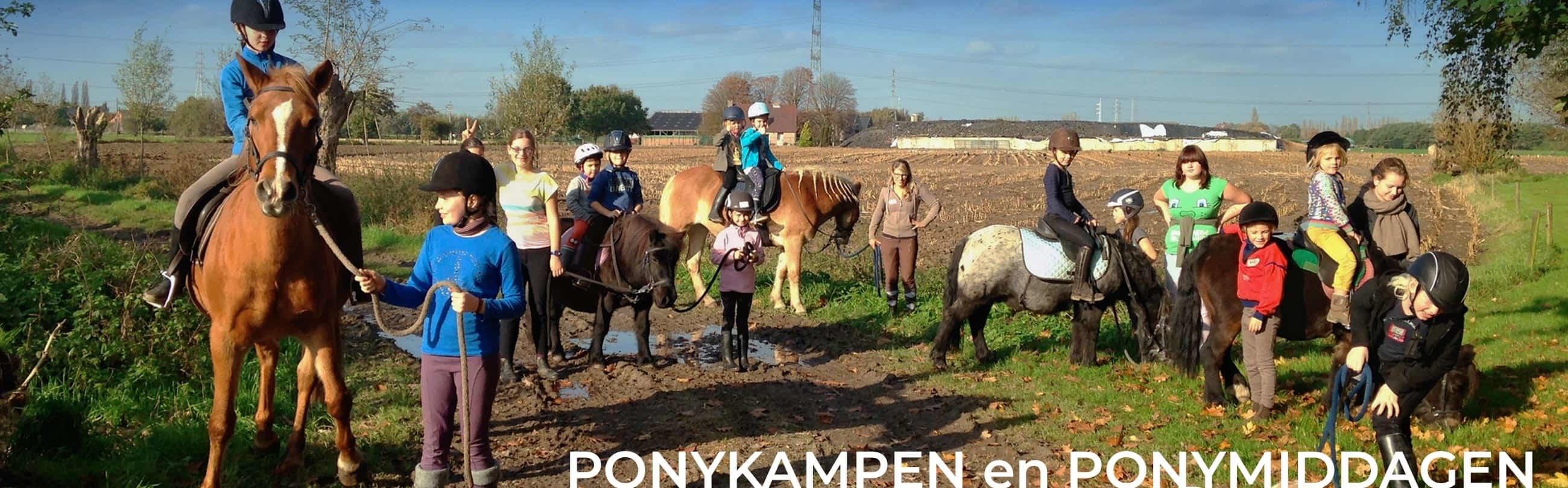 Equi Source ponykampen programmatie